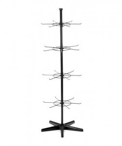 CTX-06 Floor Spinner Retail Display by Rich Ltd.