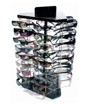 SU-54KD Table Top Spinning Retail Sunglass Display By Rich LTD