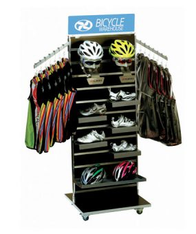 Slatwall-62FL Retail Display By Rich LTD.