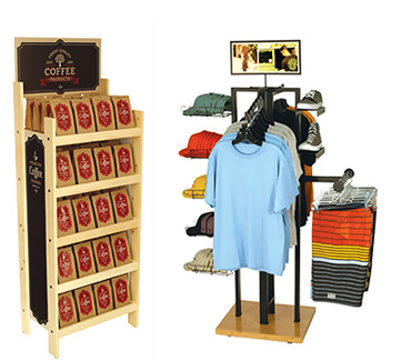 Stock Point of Purchase Displays