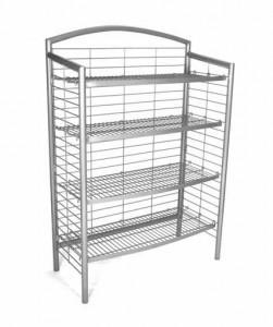 Heavy Duty Shelf Retail Display - FX-36