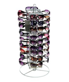 SCWI-36 Spinning Table Top Retail Sunglass Display By RICH LTD
