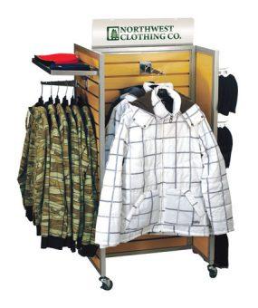 Slatwall HRACK Retail Display By Rich LTD.