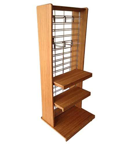 Sustainable Bamboo Grid Dsiplay