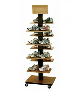 WD-MPP Footwear Retail Display by Rich Ltd.