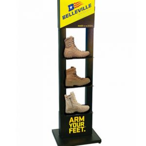 Belleville Point Of Purchase Custom Retail Display