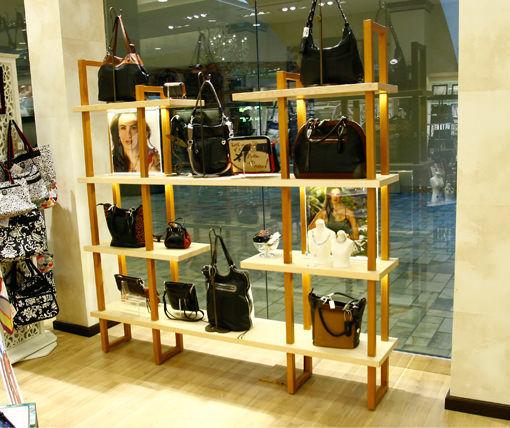 Retail Store Diplays: Brighton Custom Retail Displays