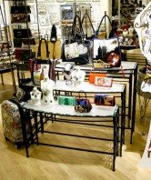Brighton jewelry retail nesting tables
