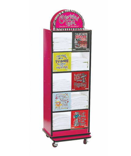 Kerusso Point Of Purchase Custom Retail Display