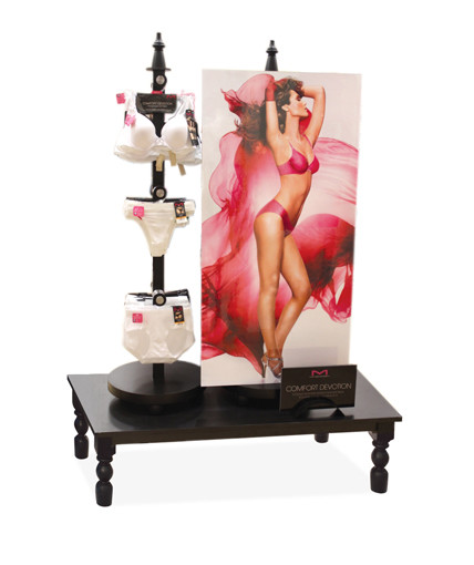 Maidenform Point Of Purchase Custom Retail Display
