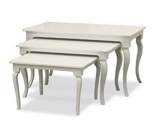 Maidenform custom nesting tables