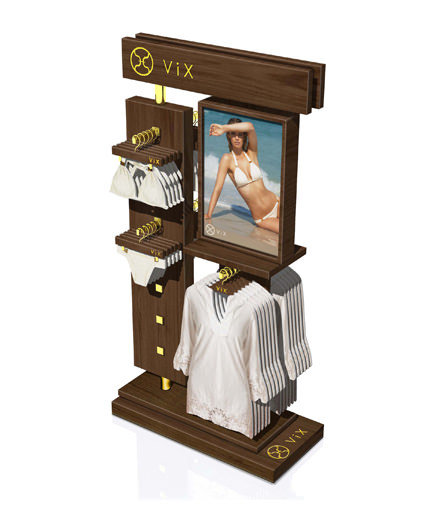 Vix Swimwear Point Of Purchase Display