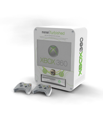 X Box 360 Custom Retail Display
