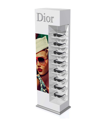 Dior Point Of Purchase Sunglass Display