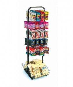Snack Display - DLX