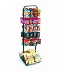 DLXS-16COBB Floor Retail Display by Rich Ltd.