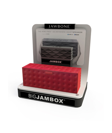 Jambox Point Of Purchase Retail Counter Display