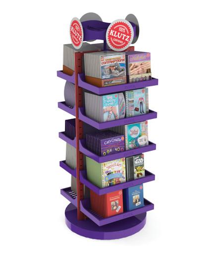 spiining-floor-book-display-for-klutz