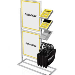Office Max Point Of Purchase Custom Retail Display