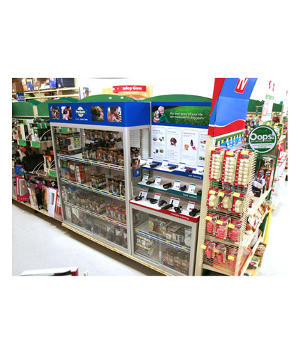 PetSafe Point Of Purchase Custom Retail Display