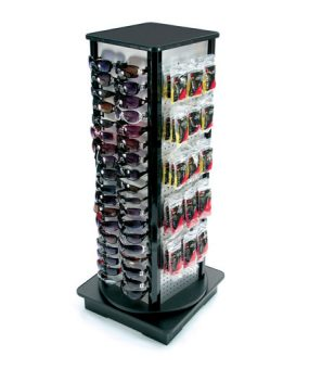 Sunglass Peg Retail Floor Display By Rich LTD.