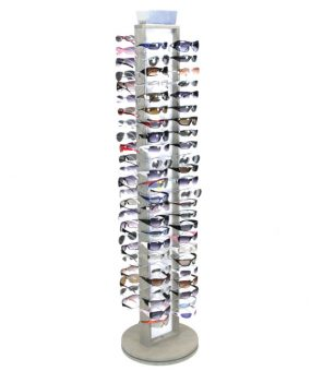 SU-WOOD96 Wood Sunglass Display